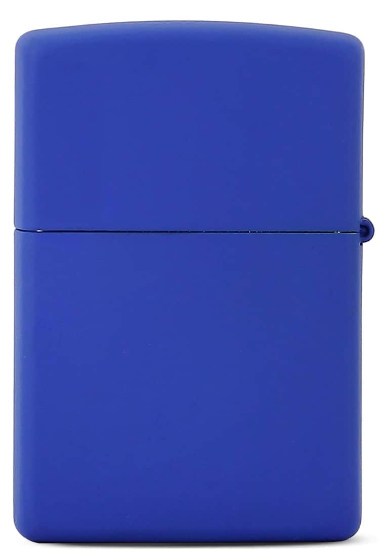 Photo #2 de Zippo Logo Blue Mat 855822