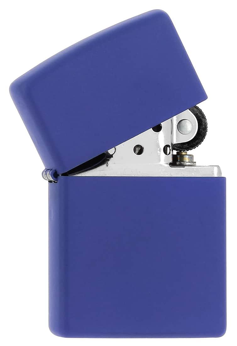 Photo #1 de Zippo Vintage Blue Sand