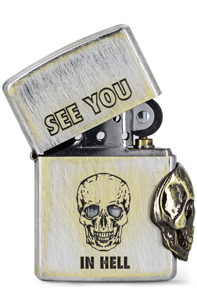 Photo #1 de Zippo See You in Hell