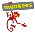 Logo Munkees