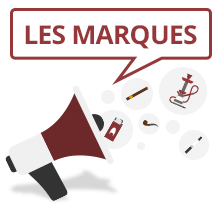 Les marques Smoking.fr