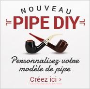 Personnalisez votre pipe