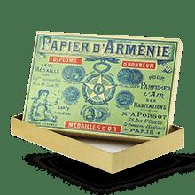 Conseils Papier d'Arménie