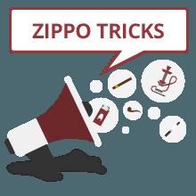 Tricks Zippo