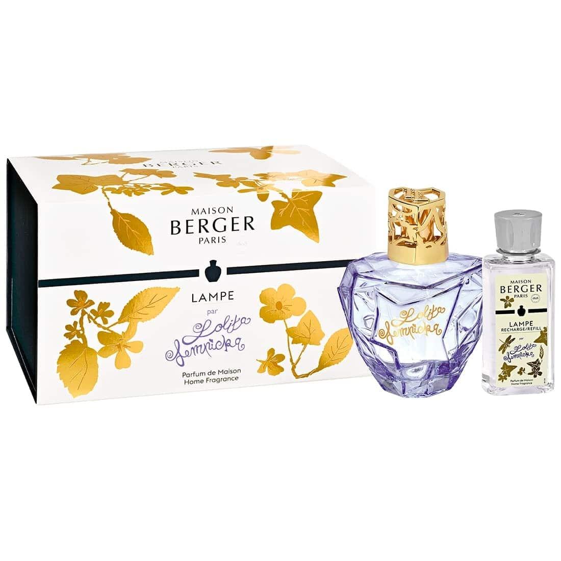 Coffret Premium Lampe Berger Lolita Lempicka Parme 65 00