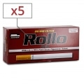 Boite de 200 tubes Rollo Red Ultra Slim x 5