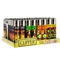 Briquet Clipper Tequila Time x 48
