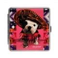 Etui Cigarette Teo Jasmin Bulldog Mexicain