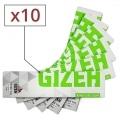Feuille a rouler Gizeh Slim Hyper Fin x 10