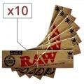 Papier à rouler Raw slim x10