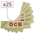 Papier à rouler OCB Slim Chanvre Bio x 25