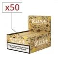 Papier à rouler Rizla + Natura Slim x 50