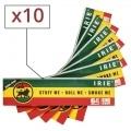 Papier à rouler Irie Slim x 10