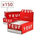 Papier à rouler Yeuf Slim Original x 50 PACK de 3
