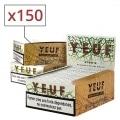 Papier à rouler Yeuf Slim Pure x 50 PACK de 3