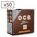Papier à rouler OCB Slim Virgin x 50