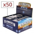 Filtres en carton Elements x 50