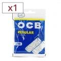 Filtres OCB Régular x1 sachet