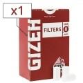 Filtres Gizeh 8 mm x 1 boite