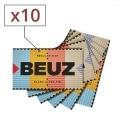 Papier a rouler Beuz Regular x10