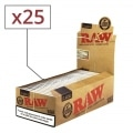 Papier à rouler Raw Regular x25