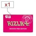 Papier à rouler Rizla + Micron Pink x 1