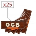 Papier a rouler OCB Virgin 1 1/4 x 25