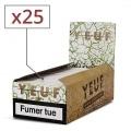 Papier à rouler Yeuf Pure x 25