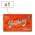 Papier à rouler Smoking Orange Regular x 1
