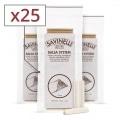 Filtres Savinelli balsa 6mm x25