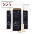 Filtres Savinelli balsa 9 mm x25