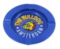 Cendrier The Bulldog Bleu