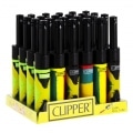 Briquet Clipper Mini Tube Leaves x 24
