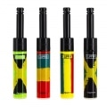 Briquet Clipper Mini Tube Leaves x 4
