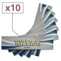 Papier à rouler Rizla + Micron slim x 10