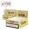 Papier à rouler OCB Slim Chanvre Bio x 50 PACK de 3