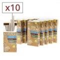 Filtres Rizla+ Natura ultra slim en sticks x10