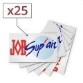 Papier à rouler JOB Sup'Air x25