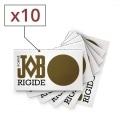 Papier à rouler JOB Rigide x 10