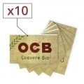 Papier à rouler OCB Chanvre Bio x 10