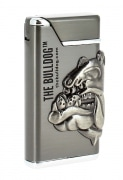 Briquet The Bulldog gris