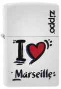 Zippo I Love Marseille