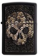Zippo Skulls in Skull