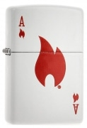 Zippo Ace of Flames