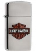 Zippo Slim Harley Davidson