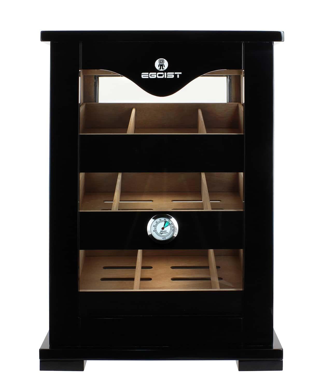 armoire a cigare egoist noire 229 00. Black Bedroom Furniture Sets. Home Design Ideas