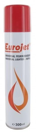 Gaz 300 ml Universel Eurojet