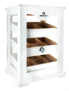 Armoire a cigare Egoist Blanche