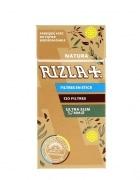Filtres Rizla+ Natura ultra slim en sticks x1