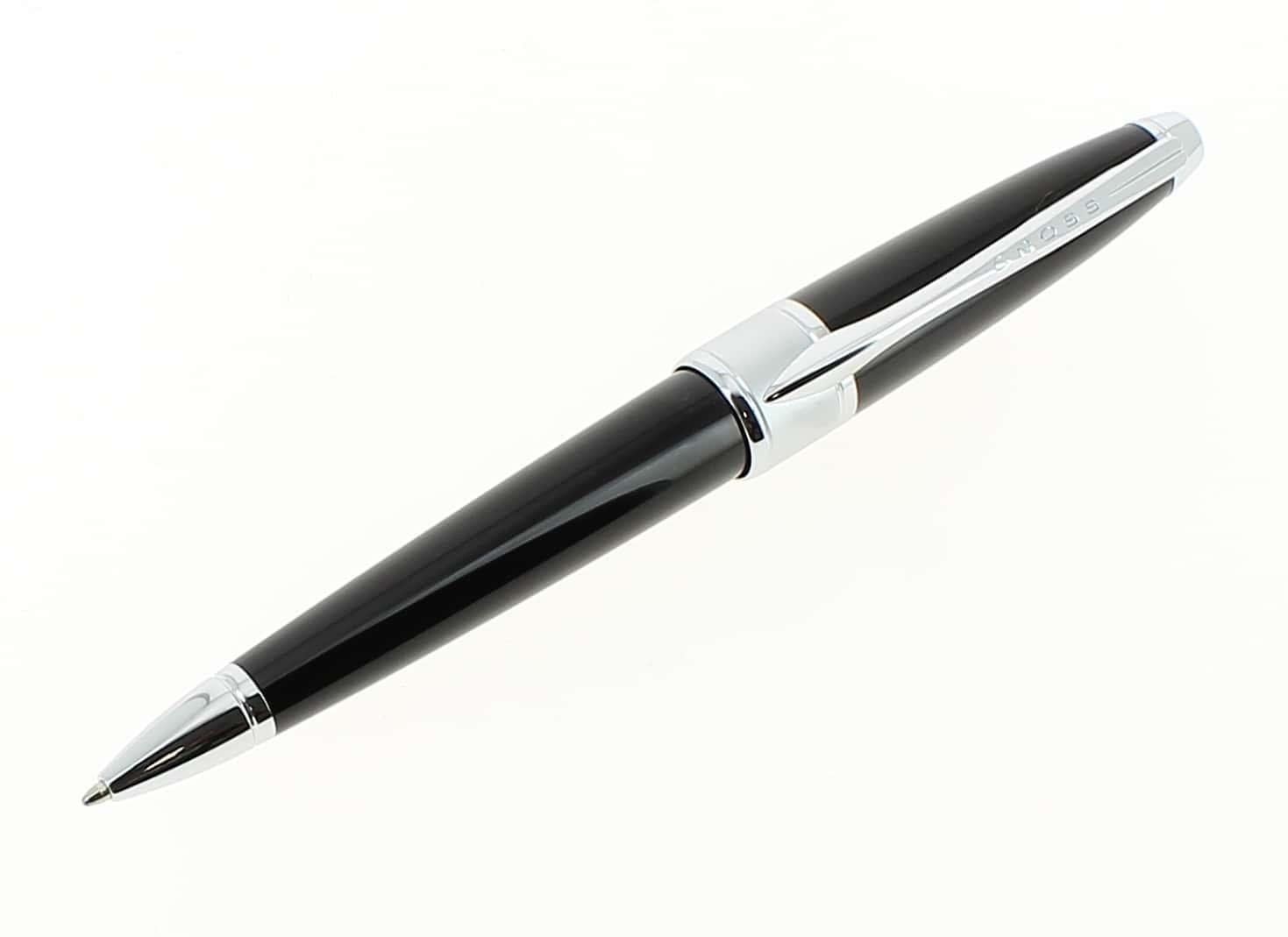 stylo bille cross apog e laque noire 110 00. Black Bedroom Furniture Sets. Home Design Ideas